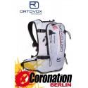 Ortovox Cross Rider II Woman Ski Touren femme Kletter Rucksack 20L White