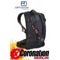 Ortovox Free Rider 24L Ski Touren Kletter Rucksack Black Raven Backpack