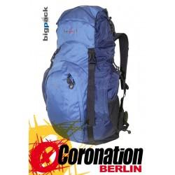 Bigpack Sondrio Trekking Hiking Wanderrucksack Touren Backpack 24L Blau