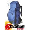 Bigpack Sondrio Trekking Hiking Wanderrucksack Touren Backpack 24L bleu