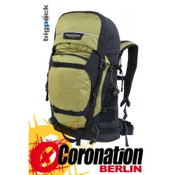 Bigpack Gran Paradiso 38L Ski- Wander- & Berg-Touren Expeditions Rucksack Yellow