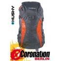 Husky Crack 30L Reise Wander Touring Rucksack Grau Orange Backpack