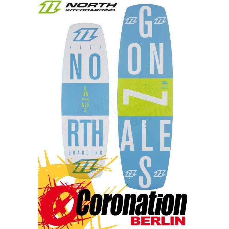 North Gonzales 2016 Kiteboard 151cm
