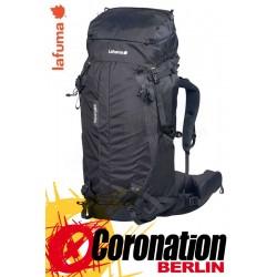 Lafuma Manang 65+20L Trekking Rucksack Wander Backpacker Black Noir
