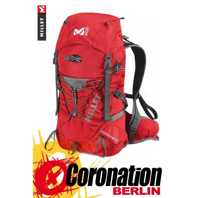 Millet Respiration 25 Fast Hiking Bergsport Rucksack Wander Backpack Red
