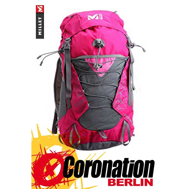 Millet Respiration 30 Lady Fast Hiking Berssport Rucksack Wander Frauen Backpack Grany