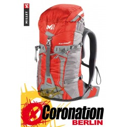 Millet Prolighter 45 Ultraleicht Alpinrucksack Skitoren & Trekking Backpack Red Long