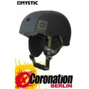 Mystic MK8 Helm Black - Water Kite & Wakeboard Helmet