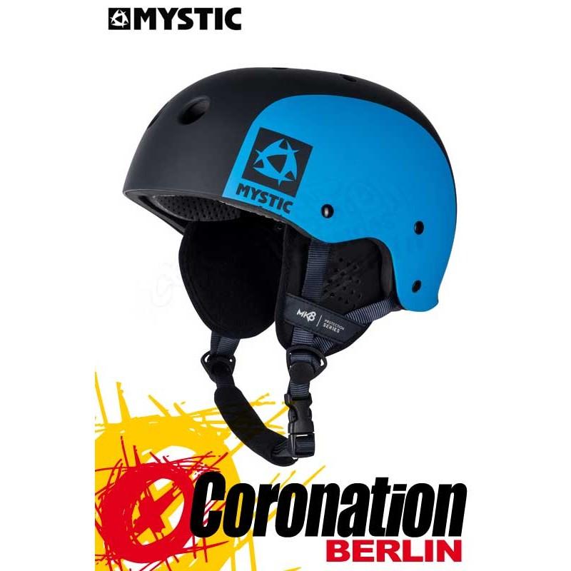 Mystic MK8 Helmet Black - Water