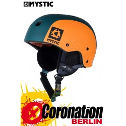 Mystic MK8 Helmet Orange - Water