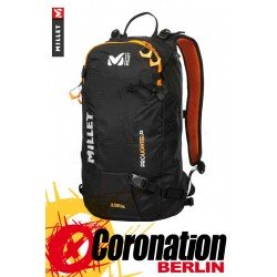 Millet Prolighter 22 City Wander Rucksack Ultraleicht Alpin Kletter Backpack Black