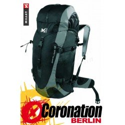 Millet Pure Lite 40 Ultraleicht Wander Fast Hiking Rucksack Skitouren Backpack Black