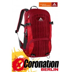 Vaude Wizard Air 30+4 Wander City Street Rucksack Daypack Dark Red