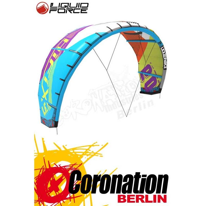Liquid Force HiFi-X Kite 12m² Pure C-Kite 2016