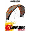 Liquid Force WOW 2016 Kite 10m² Surf - Freeride - Perfection