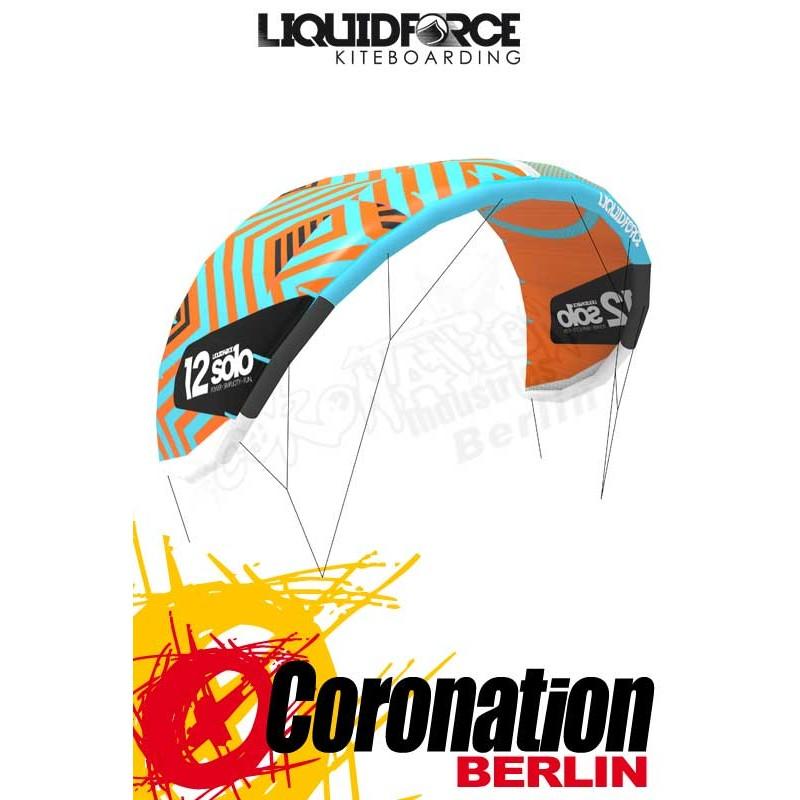 Liquid Force Solo 2015 12m² kite