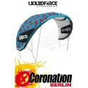 Liquid Force Solo V2 2016 Kite 17,5m² All Terrain Single latte Kite