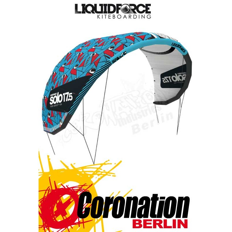 Liquid Force Solo 2015 12m² kite