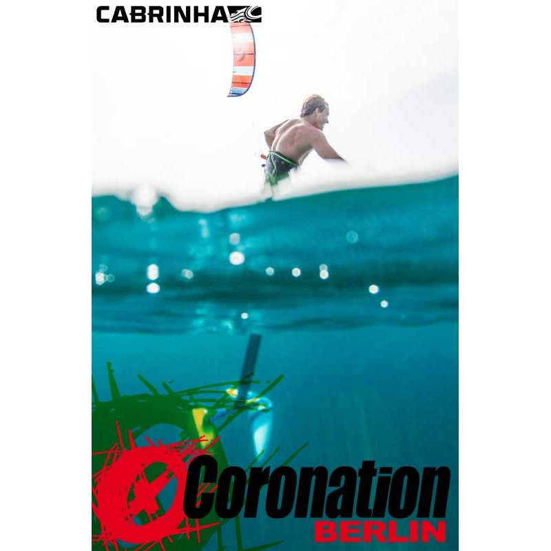 Cabrinha Kite Foil Kit 2017 Coronation Berlin