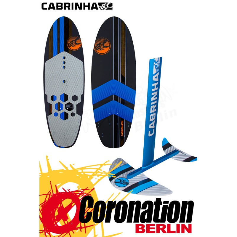 Double Agent Foil Board 2017 - Hydrofoil / Surf Skate