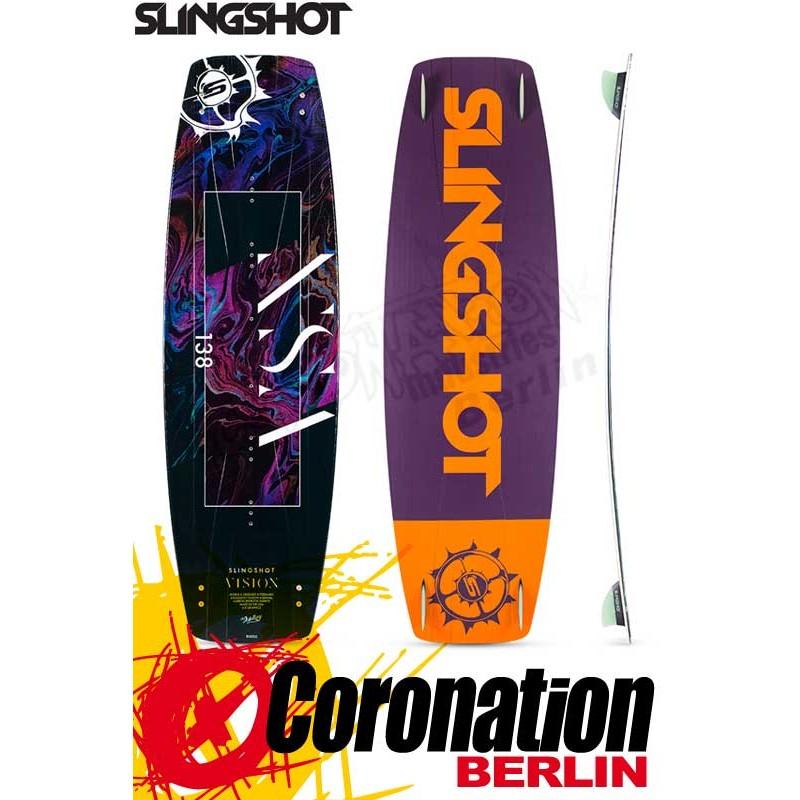 Slingshot Vision 2017 Crossover Freeride Freestyle Kiteboard