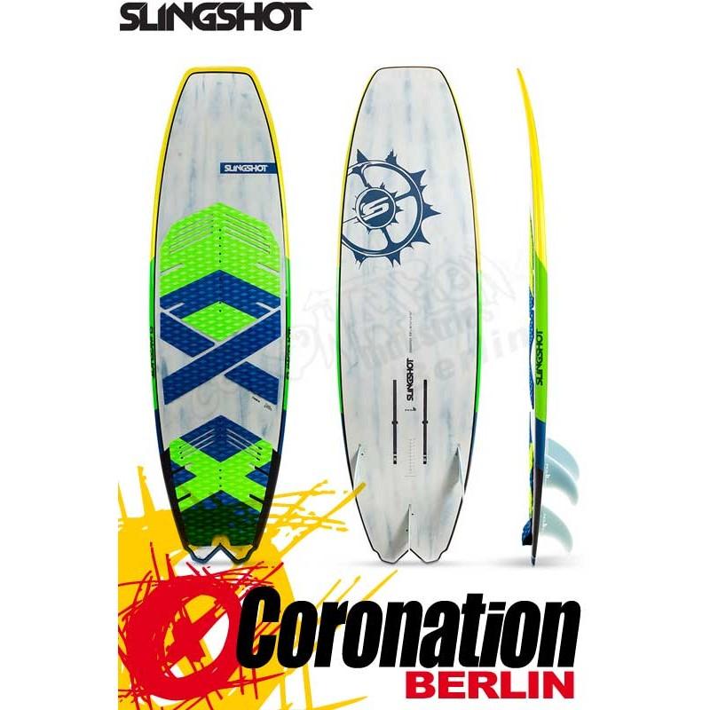 """Slingshot Converter 5'4"""" Foilboard Dual-sport Crossover"""