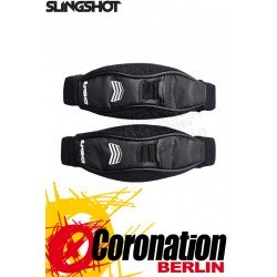 Slingshot Surfstraps Black 2er Set