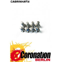 Cabrinha Foil Screw Set / Schrauben Set Foil spare part 2017