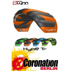 Peter Lynn Hype 1.9 Trainer Kite 2-line Fixed Bridle Softkite complete