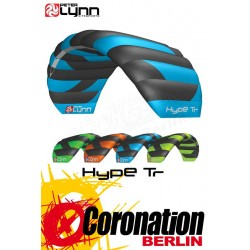 Peter Lynn Hype 2.3 Trainer Kite 2-line Fixed Bridle Softkite complete