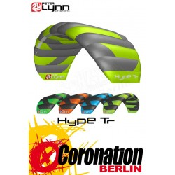 Peter Lynn Hype 1.6 Trainer Kite 2-line Fixed Bridle Softkite complete