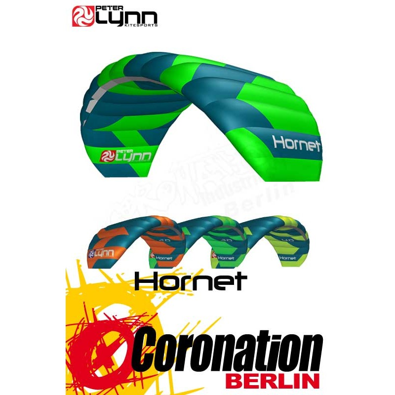 Peter Lynn Hornet 2.0 Handle Powerkite 4-lines Softkite