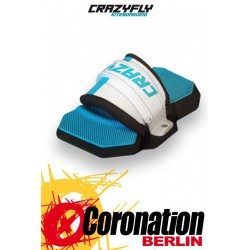 CrazyFly Allround Binding 2017 Footpads & Straps