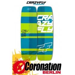 CrazyFly Cruiser 2017 Carbon Leichtwind Kiteboard