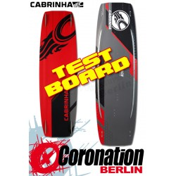 Cabrinha ACE 2015 TEST Kiteboard 139cm Komplett mit H2