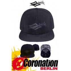 Naish Cap Snapback Black Diamond Skript Schirmmütze