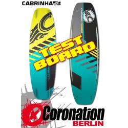 Cabrinha Tronic 2015 TEST Kiteboard 137cm Komplett mit H2