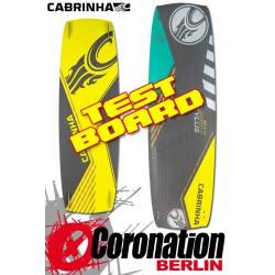 Cabrinha Stylus 2015 TEST Kiteboard 145cm Komplett