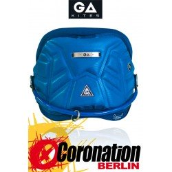 GA Kites Peak 2017 Convertible Kite Waist / Seat Harness Blue