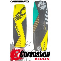 Cabrinha Stylus 2015 Kiteboard Leichtwind / Race