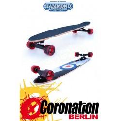 Hammond Longboard Abbey Road Komplettboard