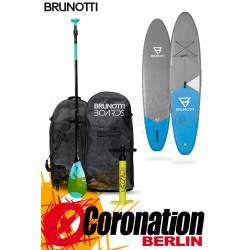 Brunotti Fat Ferry SUP Inflatable SUP Set Blue