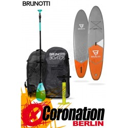 Brunotti Fat Ferry SUP 2017 Inflatable SUP Set Orange
