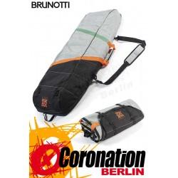 Brunotti Defence Kite/Wake Double Boardbag Kiteboard Bag Wakeboard Travelbag 2017