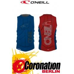 O'Neill Prallschutzweste Techno Pullover Wake/Kite Vest Deepsea