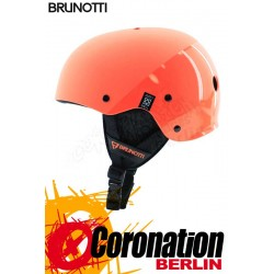 Brunotti Brand Helmet Hardshell Helm Orange