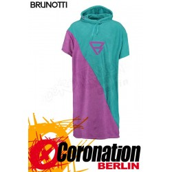 Brunotti Poncho Purple mint