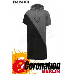 Brunotti Poncho Black / Grey