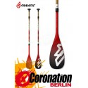 Fanatic Bamboo Carbon 50 Adj. 3-pieces SUP Paddle 2017