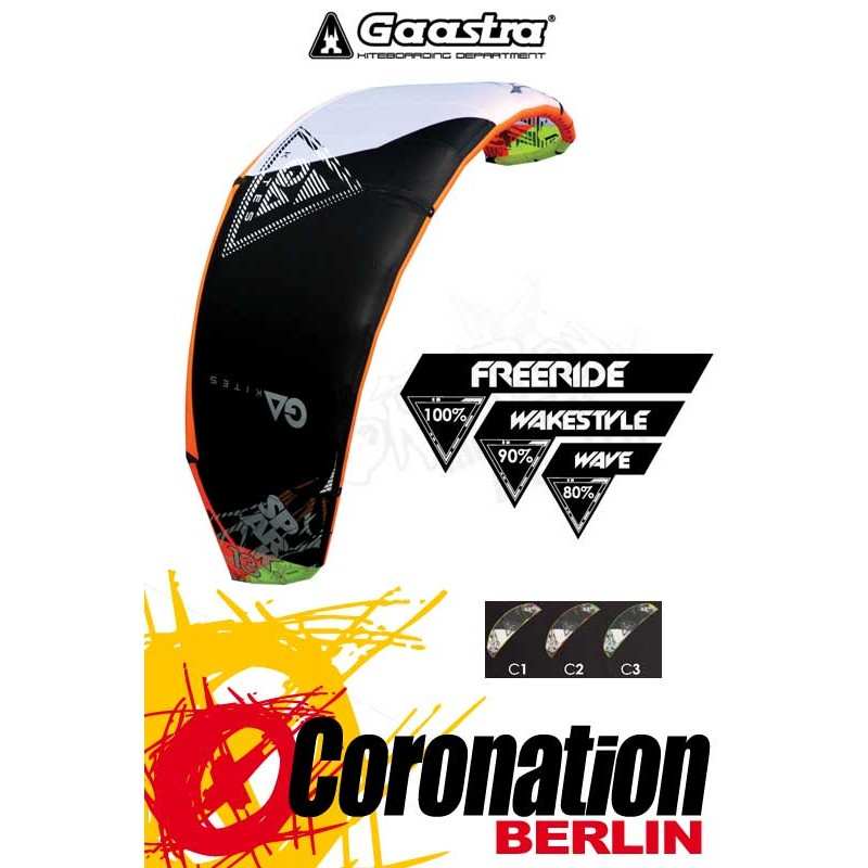 Gaastra Spark Kite 2015 Crossover